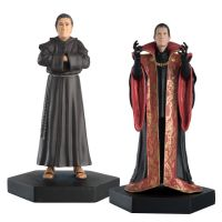 Doctor Who Figurine Collection Time Lord Series: The Monk & The Master